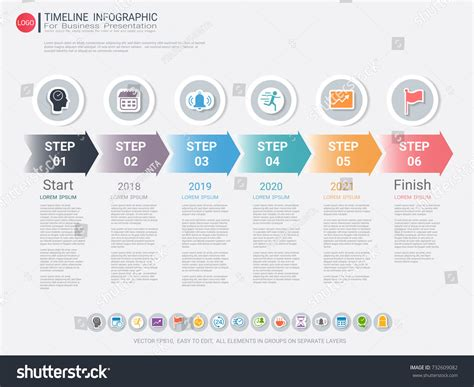 Milestone Timeline Infographic Template Six Steps 스톡 벡터 732609082 Time Schedule Template Monthly Project Table Management App Real Scheduling Adalah Penerbangan At Work Quotes Asia Cup 2018 Qualifier Cricket