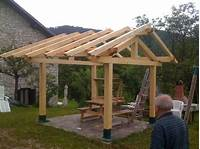 building a gazebo How To Build A Gazebo | Your Projects@OBN