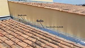 Solin Zinc Bavette Plomb Brico Dépôt : choisir le type de rive de toiture ~ Dailycaller-alerts.com Idées de Décoration