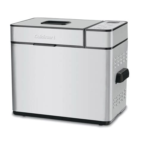 If you love baking or you are a. Cuisinart CBK-100 Automatic 2lb Bread Maker, Refurbished (With images) | Bread maker, Bread ...