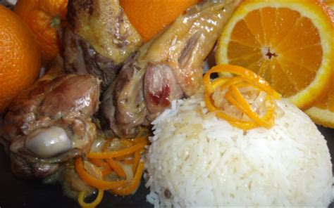 recette manchons de canard à l 39 orange 750g