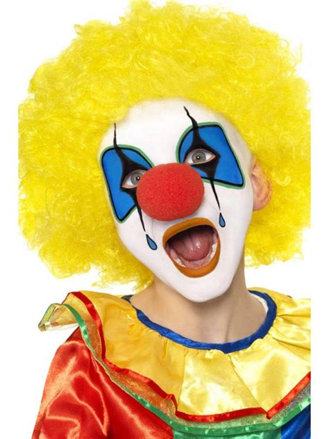 clown costume makeup kit uq karnival costumes