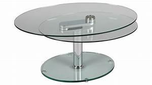 Table En Verre Pas Cher : table en verre pas cher ~ Teatrodelosmanantiales.com Idées de Décoration