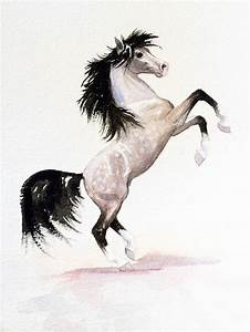 292 best images about Horses in Watercolor on Pinterest ...