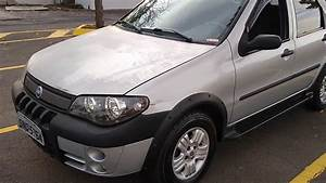 Fiat Palio Weekend Adventure 1 8 8v  Flex  2007
