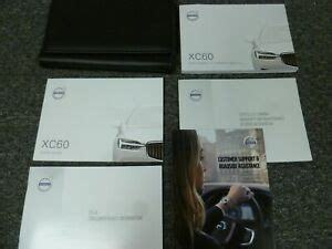 volvo xc owner manual user guide set   momentum