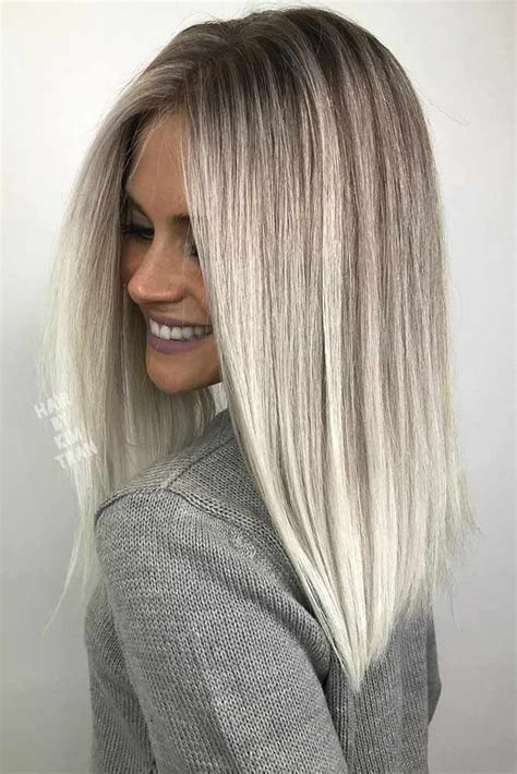 Is Platinum A Hair Color by 21 Platinum Hair Looks To Appear Locks Of