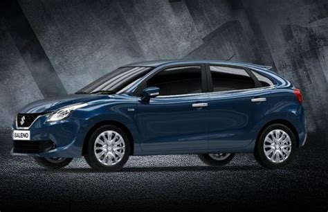 maruti suzuki baleno facelift india launch
