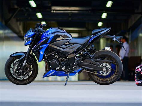 Suzuki Gsx750 by Suzuki Gsx S750 Launched In India Priced At Rs 7 45 Lakh