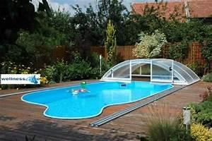Pool Mit überdachung : pool mit berdachung was man wissen sollte ~ Michelbontemps.com Haus und Dekorationen