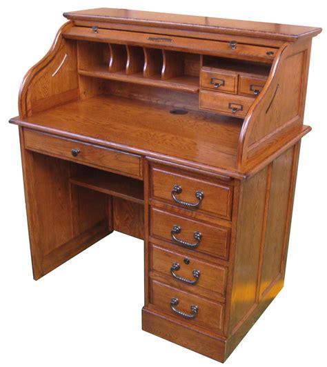 wooden roll top desk furniture home office solid wood roll top desks