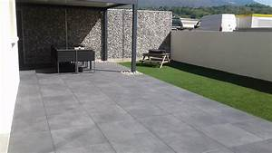 Dalle Sur Plots : dalle terrasse sur plots carrelage 2 cm sur plots carra france ~ Farleysfitness.com Idées de Décoration