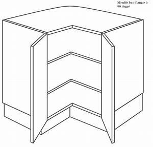 Meuble D Angle Haut Cuisine : meuble d angle haut cuisine ~ Teatrodelosmanantiales.com Idées de Décoration