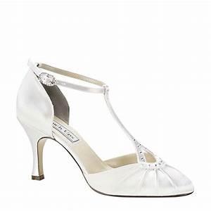 Dyeable White Satin Rhinestone Formal Prom Bridal Kitten