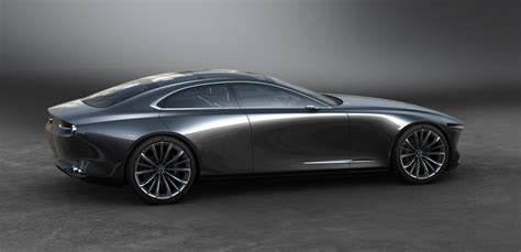 mazda coupe mazda vision coupe concept is one looking sports