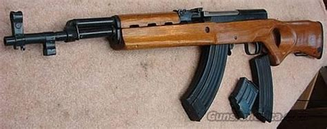 Norinco Sks Detachable Mag Carbine 16 Inch Exc  For Sale