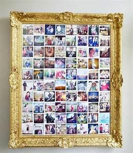 Fotos Aufhängen Ohne Rahmen Ideen : die besten 25 bilderrahmen dekorieren ideen auf pinterest heimdekor bilder was ist eine ~ Bigdaddyawards.com Haus und Dekorationen