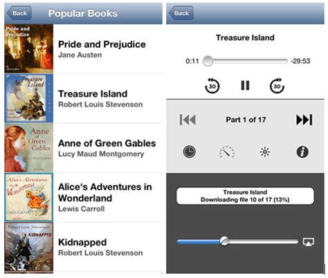how to access audiobooks on iphone top 6 audiobook apps for your iphone
