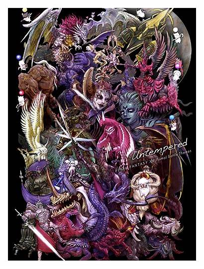 Primal Fantasy Final Xiv Battle Untempered Themes