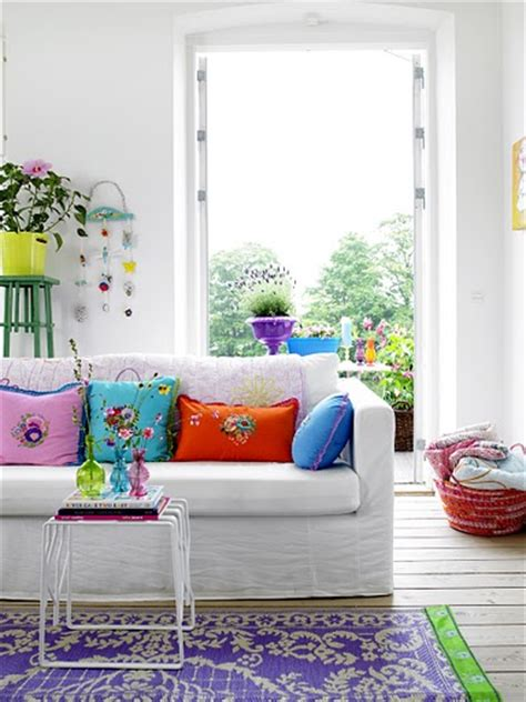 lush color for your home interior decorating home design