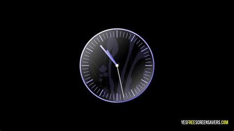 Free Analog Clock Screensavers