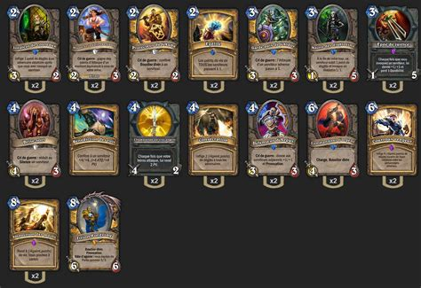 Hearthstone Decks Paladin by Guides Hearthstone Blizzcon Deck Artosis Hearthstone