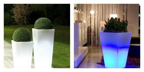 pot de fleur lumineux invitez la lumi 232 re dans vos maisons