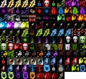 Random Rpg Icons Part 1 Opengameart Org