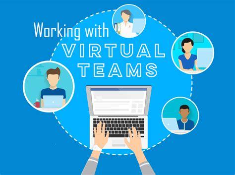 working  virtual teams srdc