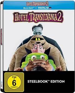 Hotel Transsilvanien Serie : alphamovies hotel transsilvanien 2 steelbook edition blu ray ~ Orissabook.com Haus und Dekorationen