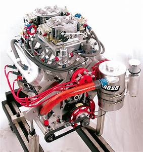Hot Rod Engine Tech How To Build Racing Engines  Wet Sumps