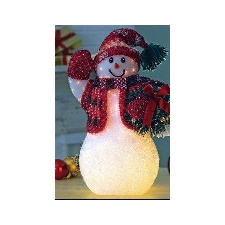 avon fiber optic snowman christmas fun pinterest