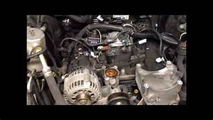 Chevy Blazer Intake Gaskets Replaced  U0026 Cooling System
