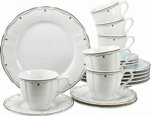 Kaffeeservice 18 Teilig : creatable kaffeeservice porzellan vienna 18 teilig online kaufen otto ~ One.caynefoto.club Haus und Dekorationen