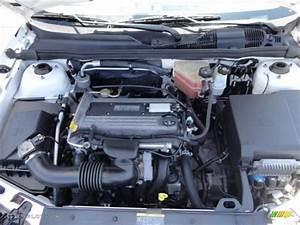 2005 Chevy Malibu Engine