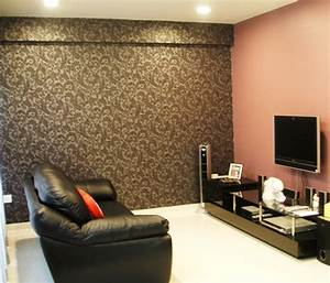 Wallpaper for home interiors in delhi