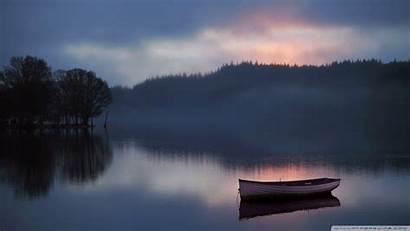 Natural Scenery Lake Peaceful Scenes Wallpapers Scene