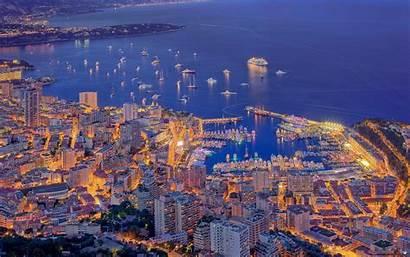 Monaco Night Wallpapers Grand Prix F1 Desktop