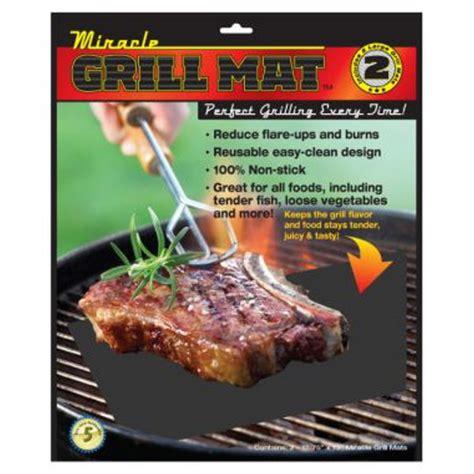 miracle grill mat miracle grill matt