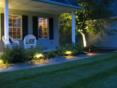 landscape lighting ideas home design and decoration portal