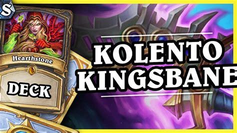 kingsbane rogue deck