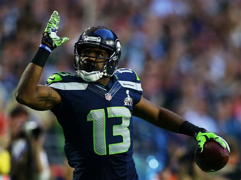 unknown seahawks player whos  breakout star