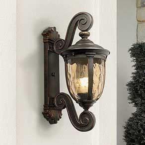 outdoor lighting fixtures porch patio exterior light