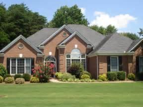 Brick Ranch Style Homes GA