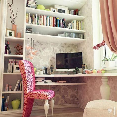 chaise de bureau violette chambre ado idées sympas d aménagement en 23 photos