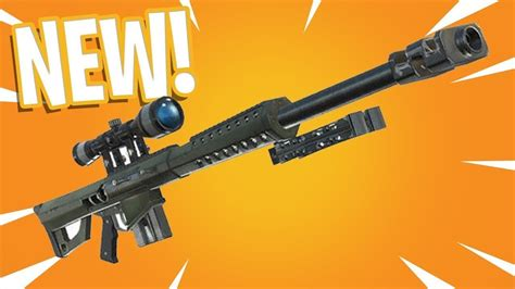 *new* Gold Heavy Sniper, I Love It!
