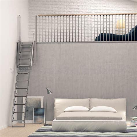 scala estensibile da soffitta scale retrattili per soppalchi 70 100