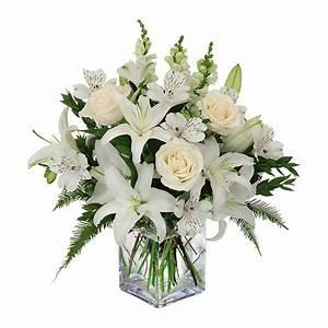 Fleurs Pour Mariage : bouquet blanc opaline ~ Dode.kayakingforconservation.com Idées de Décoration