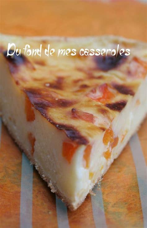 flan aux abricots sans pate flan p 226 tissier aux abricots du fond de mes casseroles