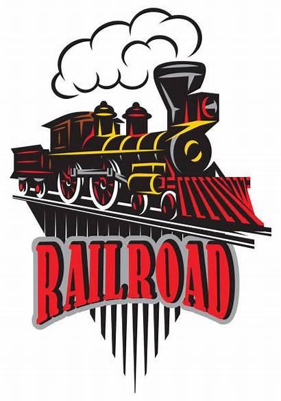 Train Vector Depot Clip Illustrations Badge